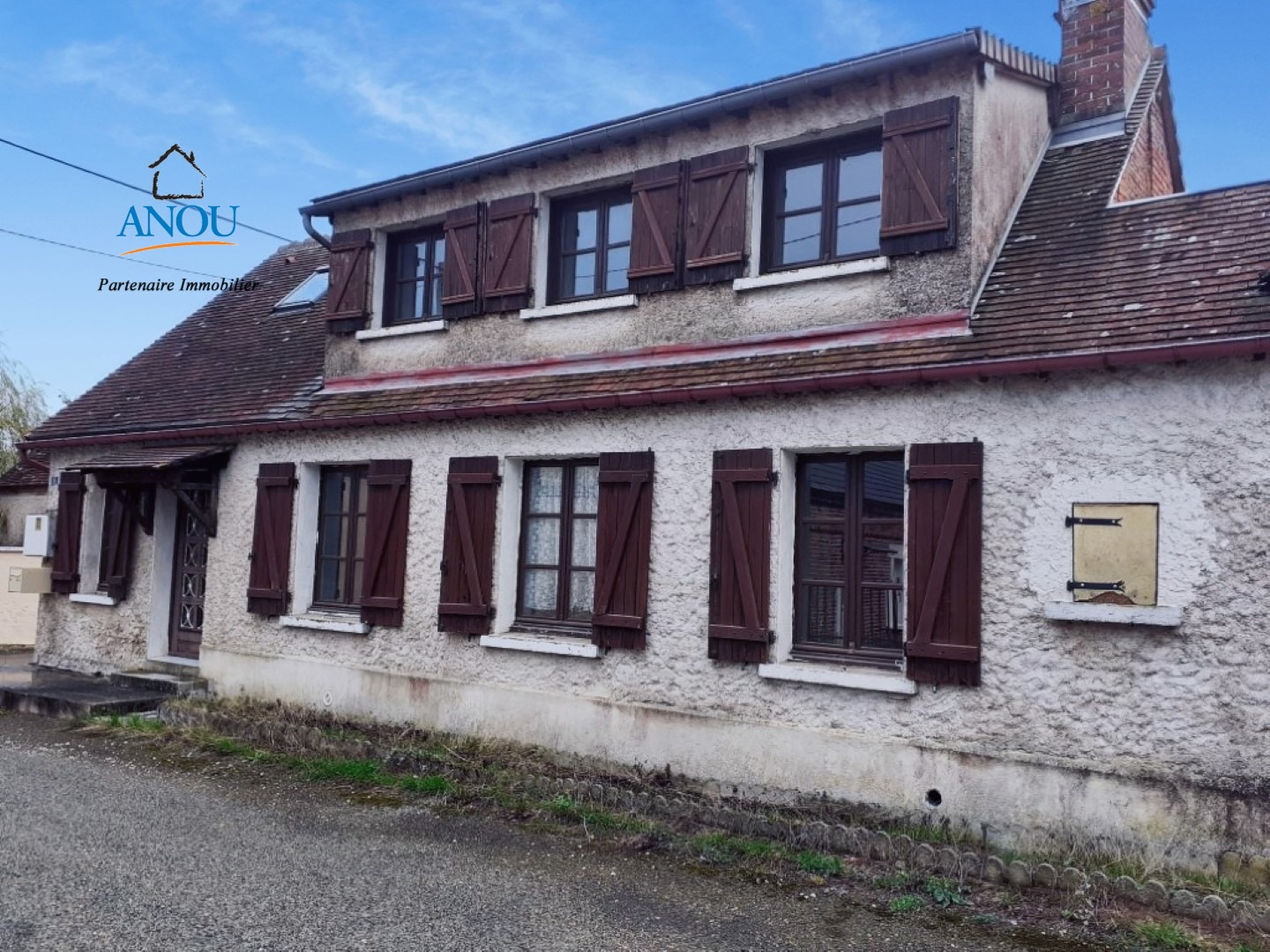 ILLIERS-COMBRAY - MAISON ANCIENNE